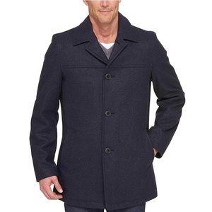 Tommy Hilfiger NWOT Men's Melton Wool Walking Coat